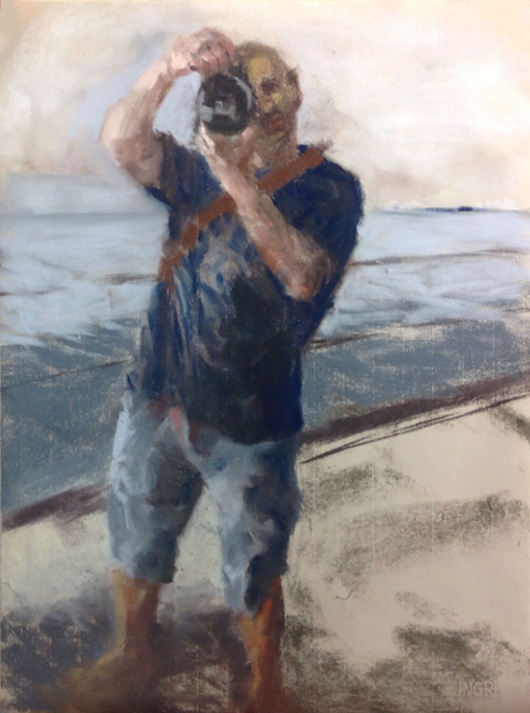 Portret – Pastel