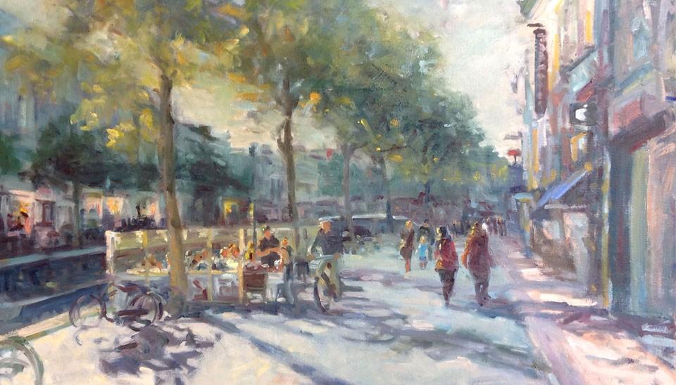 Stadsgezicht - Jia Bei Le
